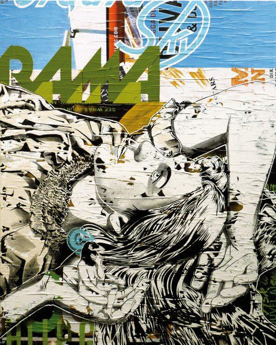 Indoor - 2011 - Canvas - Tentative d'Évasion