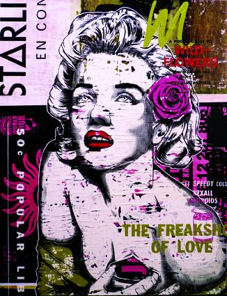 Indoor - 2012 - Canvas - The Freakshow of Love