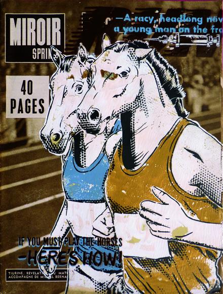 Indoor - 2014 - Livres et autres - Couplé gagnant
