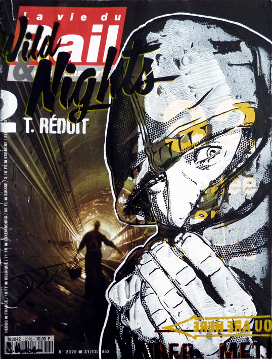 Indoor - 2014 - Livres et autres - Wild Nights