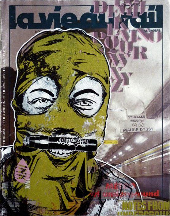 Indoor - 2014 - Livres et autres - Métro Boulot Typo