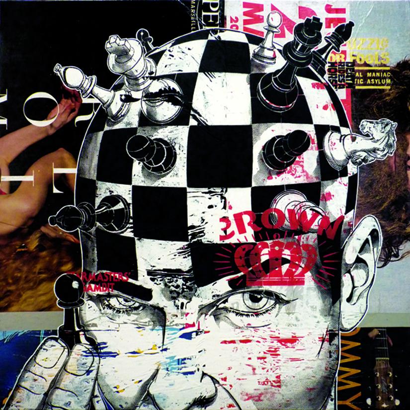 Indoor - 2014 - Toiles Canvas - Le sacrifice du Pion
