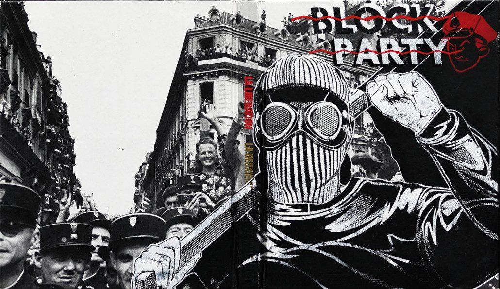 Indoor - 2016 - Le Carnaval Perpetuel - Black Block Party