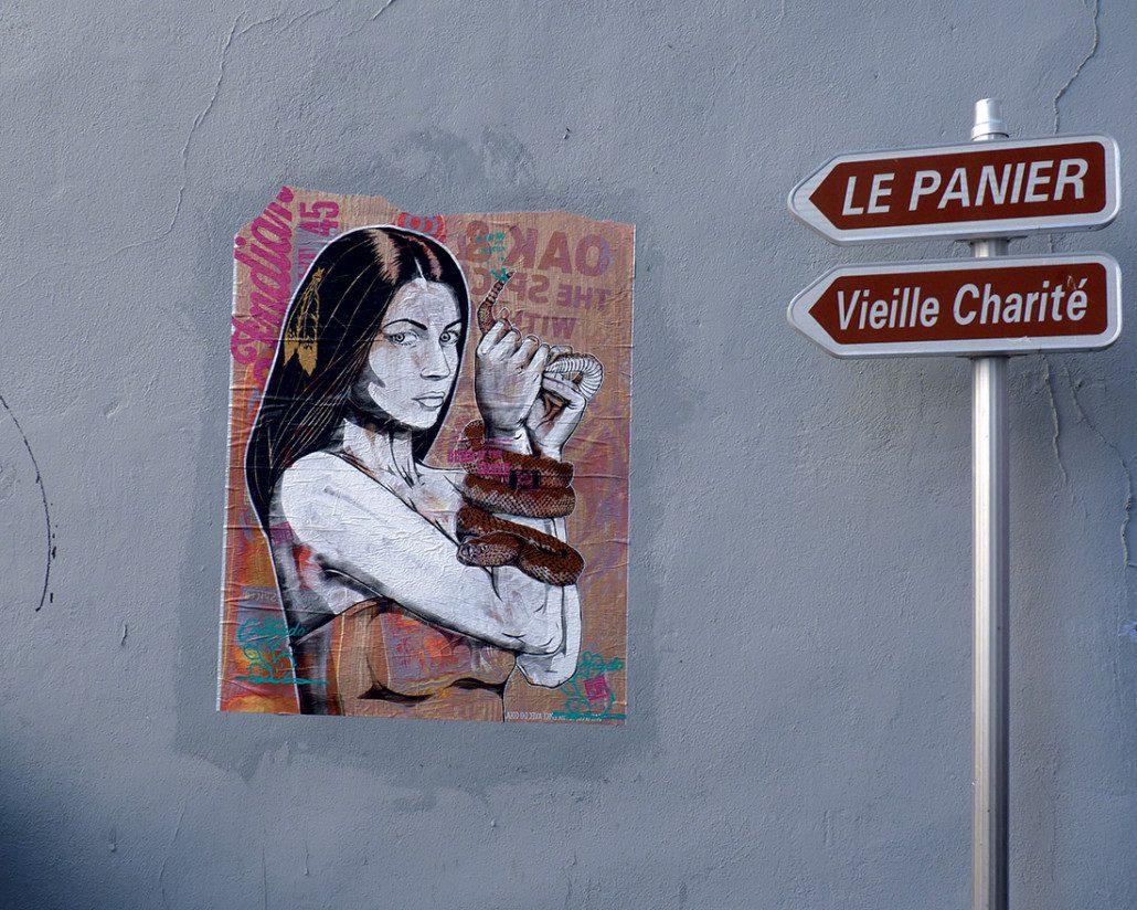Outdoor - 2015 - Marseille - Dans la main du serpent
