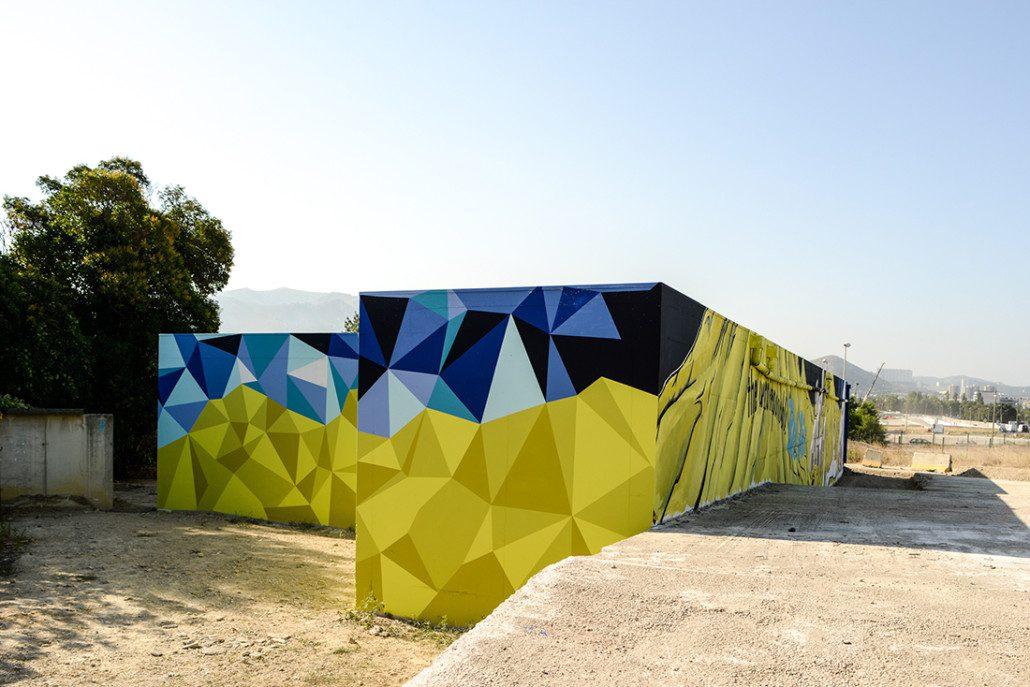 Outdoor - 2015 - Marseille - L2 - Hommage à Varian Fry - façade 4