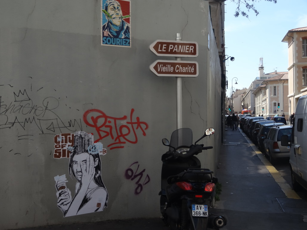 outdoor - 2014 - Marseille - Abattoirs - City of Sin