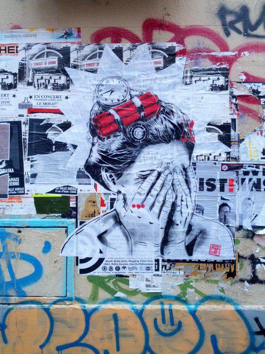 outdoor - 2014 - Marseille - Une Vie