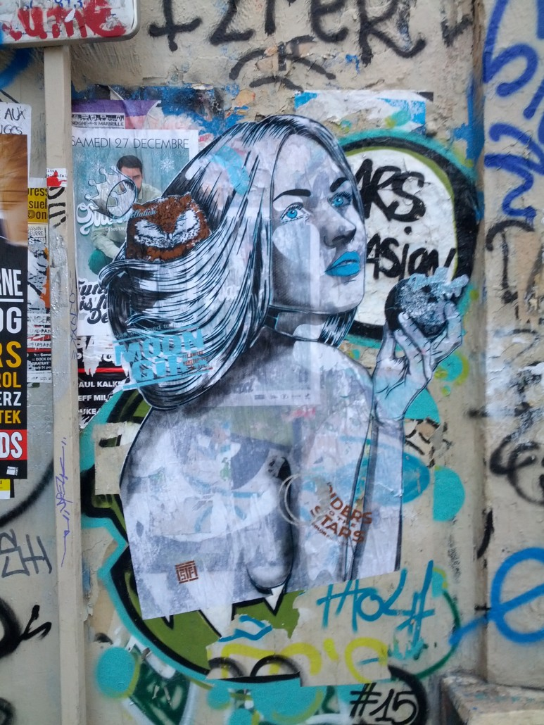 outdoor - 2014 - Marseille - Reve lucide
