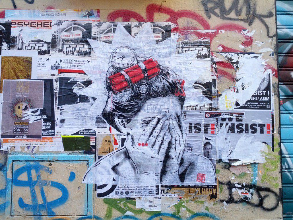 outdoor - 2014 - Marseille