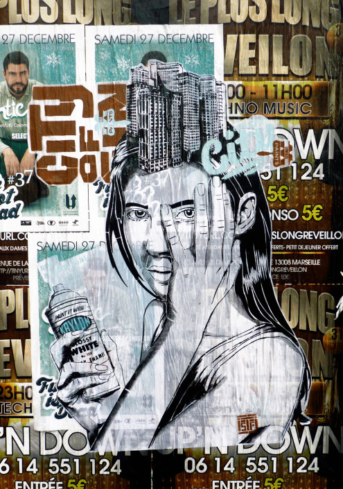 outdoor - 2014 - Marseille - City of Sin