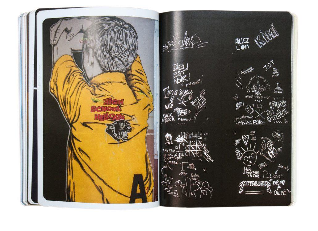 News - Aux tableaux ! Le livre et le film - Stephane MOSCATO