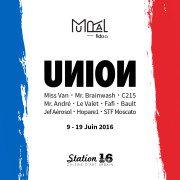 News - Exposition UNION - Station 16 - Montréal