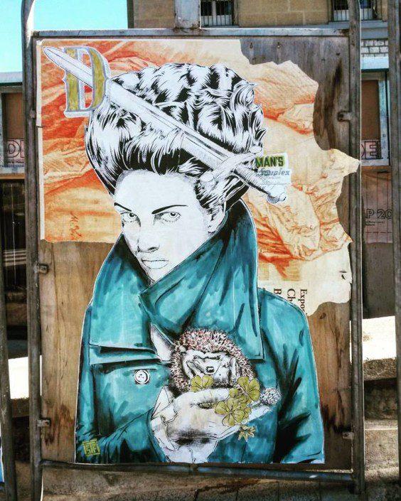 News - Outdoor - Festival de Street Art @ Sisteron - Août 2016 - Europa Report