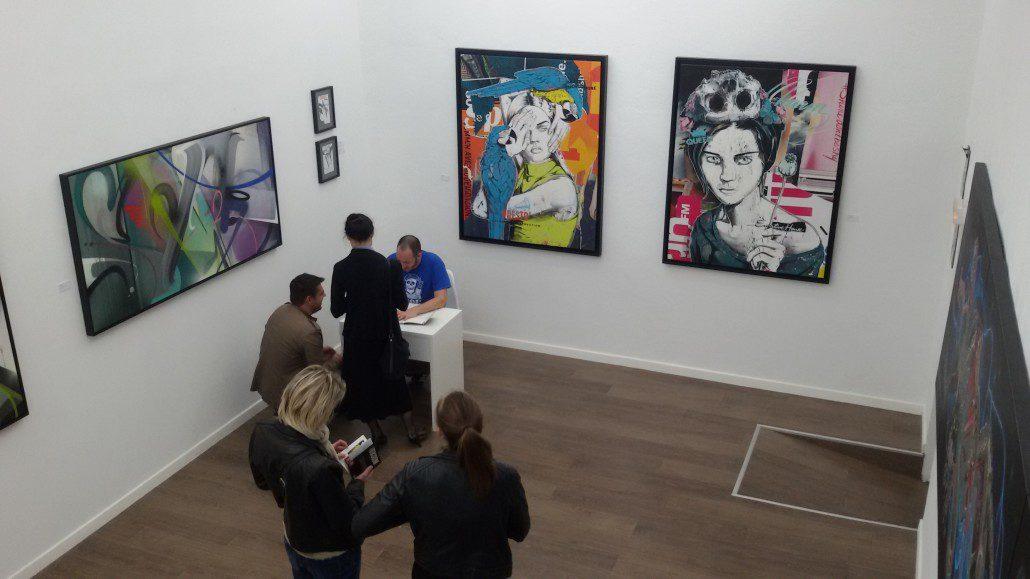 """News - 2016 - Dédicace du livre """"Papier s'il vous plait !"""" - Galerie Open Space -1"""