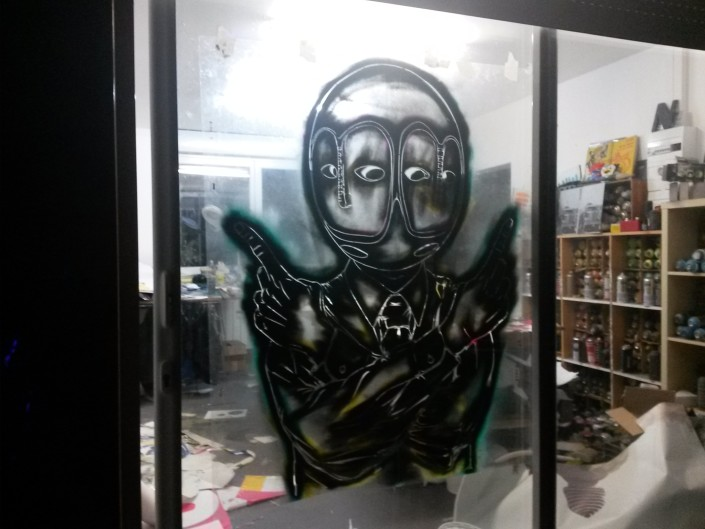 News - Exposition Welcome Back II - Colab Gallery - Work in progress 1