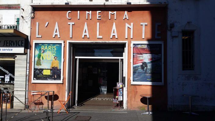 News 2017 -Exposition Hors Cadre - Cinéma l'Atalante