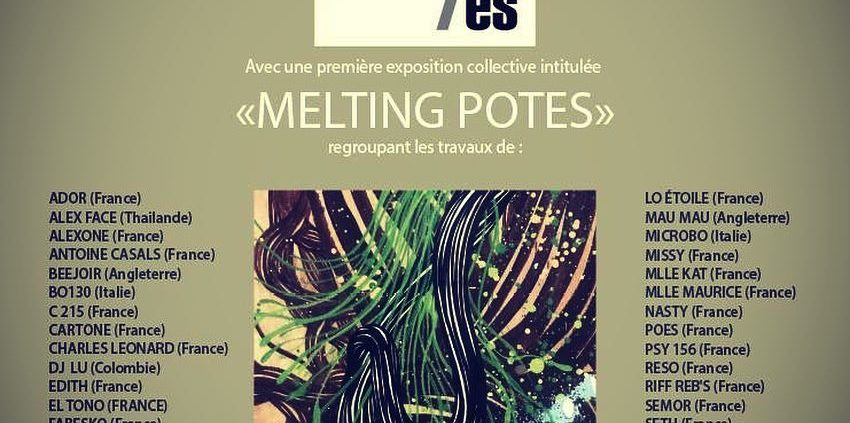 News - 2017 - Expo Melting Potes - Espage Very Yes