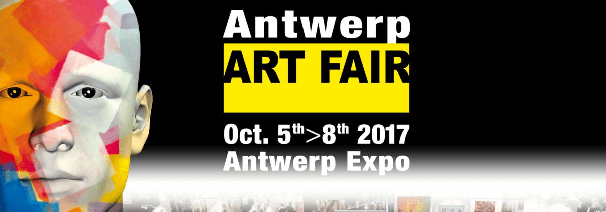 News - 2017 - Flyer - Antwerp Art Fair