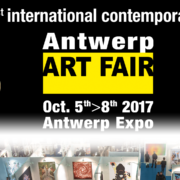 News - 2017 - Flyer - Antwerp Art Fair