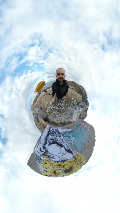 News 2018 - Street Art Portrait 360 - Sémaphore Callelongue 2