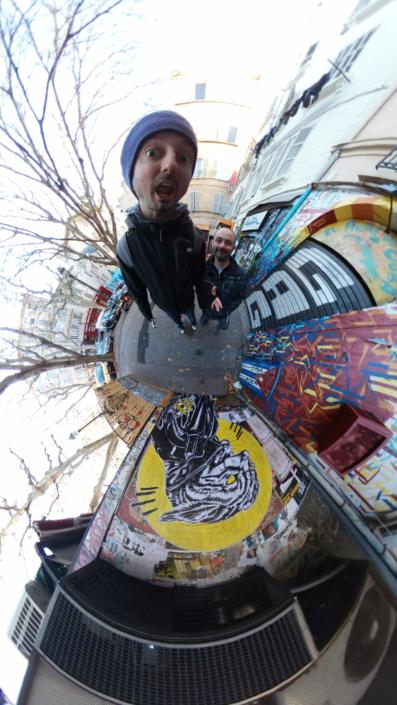 News 2018 - Street Art Portrait 360 - Cours Julien 4