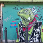 news-2018-stephane-moscato-collage-iguane-La plaine-marseille-fiesta des suds