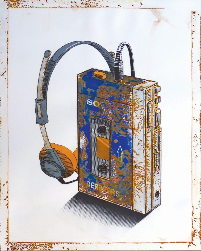 news-2019-expo-rust never sleep-stephane-moscato-gallery-daeppen-Unplugged -75x60cm