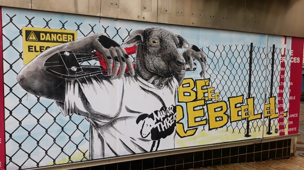 news-outdoor-2019-Colle un mouton-Limousin'art-stephane-moscato-stf-bellac