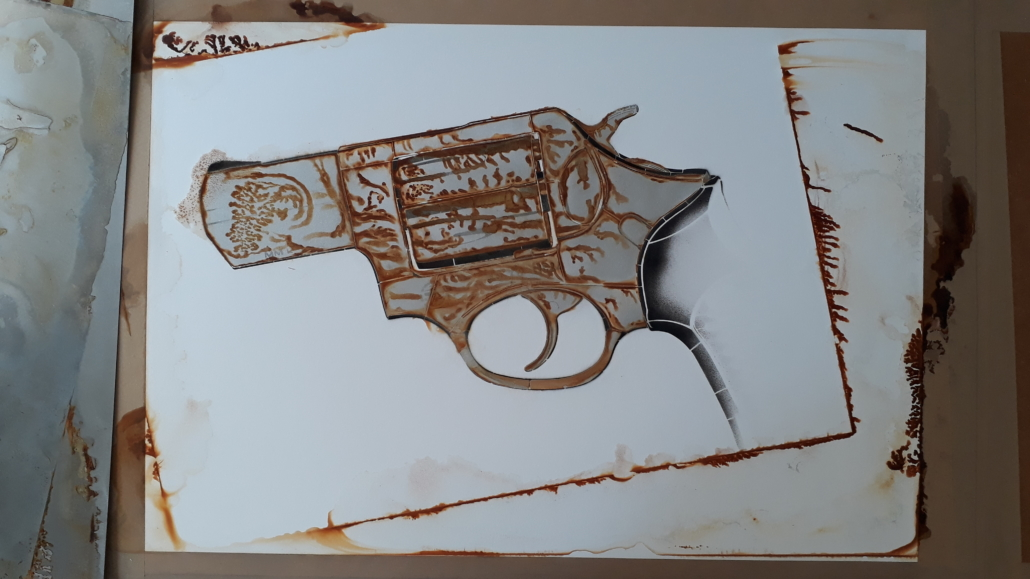 2019-news-stephane-moscato-stf-LAC-lagos-ARTURb-Stencil-Masters-Edition-0.2-rust-pistolet